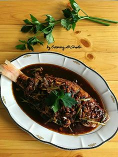 Steamed Fish Bumbu Tauco