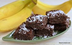 Brownies, The Daniel Plan, Sans Gluten, Raw Vegan, Food And Drink, Healthy Eating, Nutrition, Snacks, Desserts