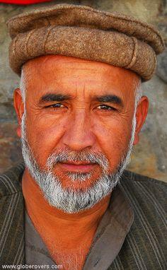 Afghan man in the village of Shughnan, AFGHANISTAN
