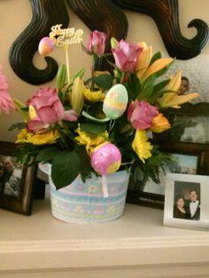 Canasta de Easter