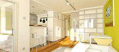 architekt-skurek | Panelový byt P4
