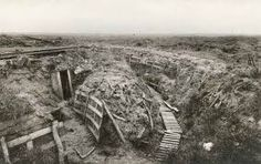 yorkshire trench ypres - Google Search