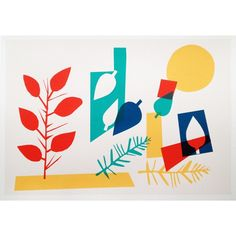 summer print by marcus walters