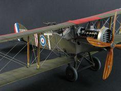 Bristol F2B 1/35 Scale Model