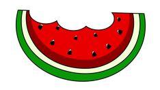 Graphics for watermelon slice clipart Watermelon slices Clip art Watermelon