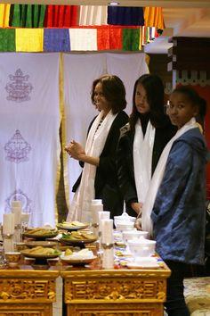 Michelle Obama - Michelle Obama Travels to China: Day 7