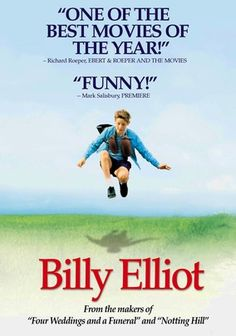 Billy Elliot is an Oscar nominated film that is one of the best movies of 2000 for sure. It's a story about a boy in Ireland that gives up boxing lessons and secretly attend ballet lesson because that's his passion, although it's not what his father approves. The story is touching and the acting is top notch, despite there isn't a big actor in this movie. This movie spun off a musical that won the Tony so the storyline transcends the medium. Excellent movie.