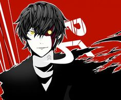 Protagonist of Persona 5  <3