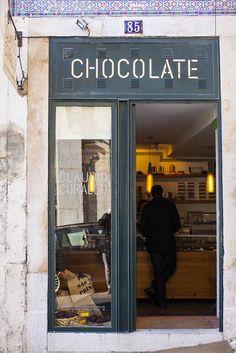 claudio corallo cioccolato e caffè / lisbon
