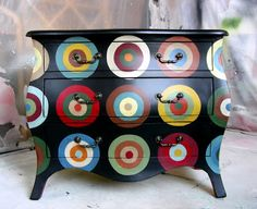 Sydney Barton - Painted Furniture