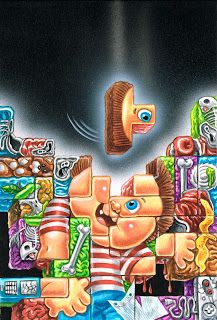 BRENT ENGSTROM'S BLOG: Garbage Pail kids Brand New Series 2 paintings, In stores now!