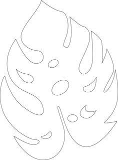 Molde de Hoja para Decoración de Dinousarios hecho con Illustrator. Más fotografías dando clic a la imagen. Ice Tray, Silicone Molds, Molde, Dinosaur Decorations, Leaves, So Done