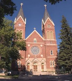 Cathedral of the Prairie, Hoven, South Dakota
