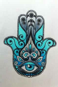 hamsa tattoo - Google Search