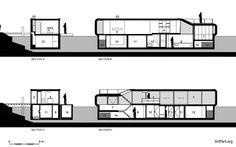 Оригинальный дом на воде от +31 Architects
