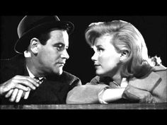 Jack Lemmon and Lee Remick, still from the Days of Wine and Roses Henry Mancini, Best Actress, Best Actor, Jack Lemmon Movies, Lost That Loving Feeling, Charles Bickford, Lee Remick, Blake Edwards, Elle Blogs
