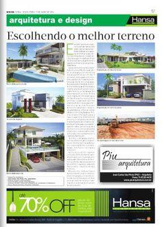 93° Jornal Bom Dia - Escolhendo o melhor terreno 07-06-13