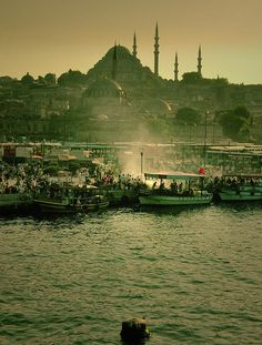 from bklyncontessa :: via flickr :: Istanbul :: Kivanc Nis