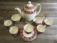 Sweet Little Tea Set by Woods £22.00