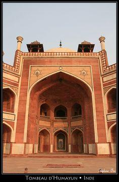Humayun's tomb - Delhi, Delhi