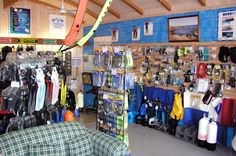 Scuba Doctor Dive Shop in Rye, VIC