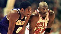 Mike and Kobe... Magical!