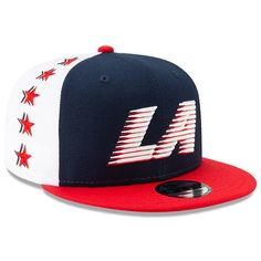 outlet store d1af7 51d4f Men s LA Clippers New Era Navy 2018 City Edition On-Court 9FIFTY Snapback  Adjustable Hat, Your Price   33.99