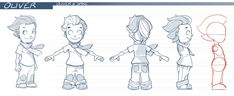 characterdesign animation - Google-haku