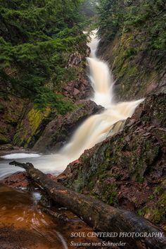 Morgan Falls after a spring rain 1