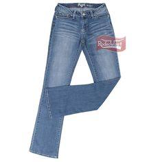 Calça Jeans Feminina Importada Rock 47 - Wrangler WJX.39.ST.50: Mulheres