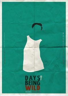 Days of Being Wild by Wong Kar-wai