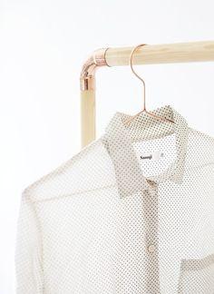 DIY - klädställning