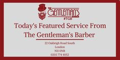 Today's featured Service at #TGB Arnos Grove  Wash & Cut for £12. http://wu.to/asY9pt #London #BarberShop
