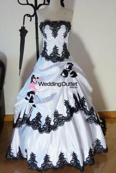 black and white wedding ideas, black and white weddings
