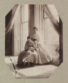 """theladyintweed: """"Photograph by Clementina Lady Hawarden V and A """""""