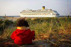 #Fiete #Kreuzfahrt #Strand #Fernweh #Wanderlust #Costa #CostaFavolosa #Costakreuzfahrten #warnemünde #beach #Rostock #Kreuzfahrtberater #Urlaub #cruise