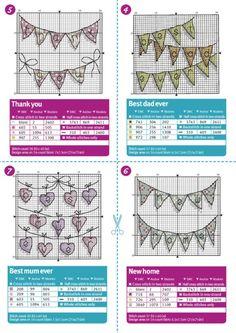 Crazy for cross stitch
