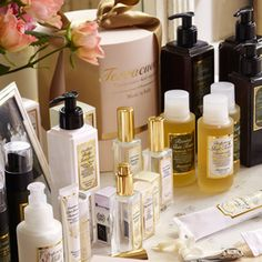 """Japanese organic-cosmetic brands """"Terracuore"""". They develop the products in Japan and manufacture them in Italy using Italian ingredients. They make a verity of products from hair care products and skin care products to organic fragrances."""