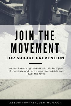 Suicide prevention is becoming more well-known. Every year the AFSP hosts events all over the country to raise awareness for suicide prevention and mental illness.