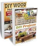 DIY Wood Pallet Projects BOX SET 2 IN 1: 50 Modern Wood Pallet Projects To Decorate Your Home And Garden!: (WITH PICTURES, DIY Household Hacks, DIY Projects, ... DIY Projects, and More DIY Tips) - http://howtomakeastorageshed.com/articles/diy-wood-pallet-projects-box-set-2-in-1-50-modern-wood-pallet-projects-to-decorate-your-home-and-garden-with-pictures-diy-household-hacks-diy-projects-diy-projects-and-more-diy-tips/