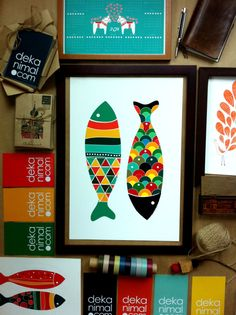 A Little colorful Peacock Print Bird Animal Illustration Modern home decor Wedding Birthday Gift anniversary Colorful Large 13 X 19. $35.00, via Etsy.