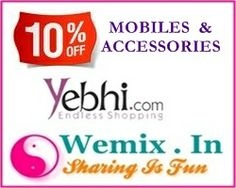 yebhi.com logo2 10% off on Mobiles and Accessories   Yebhi.Com