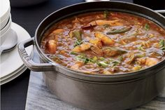 Today is National Gumbo Day, so what better day than today to make one of these…