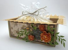 bread boxes | Bunches of Beautiful Boxes with Lori Williams