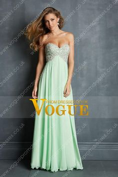 2014 Prom Dresses A Line Sweetheart Floor Length Chiffon
