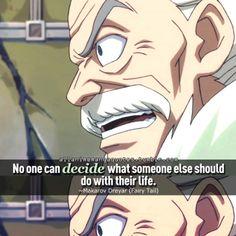 The source of Anime & Manga quotes Manga Quotes, Anime Qoutes, Got Anime, Manga Anime, Noragami, Fairy Tail Quotes, Fariy Tail, Fairy Tail Guild, Natsume Yuujinchou