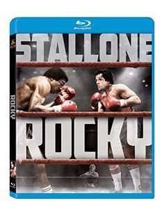 Rocky Anniversary Edition Blu-ray: Heavyweight champ Apollo Creed gives Philadelphia club fighter Rocky Balboa a title shot. Top Movies To Watch, Movie To Watch List, Movie List, Movie Tv, Man Movies, Good Movies, Stallone Rocky, Apollo Creed, Carl Weathers