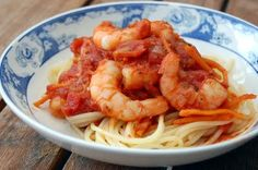 Shrimp Marinara {9 WW+ Dinner}