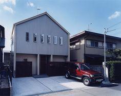 カジュアルなローコスト住宅・間取り(兵庫県神戸市) |ローコスト・低価格住宅 | 注文住宅なら建築設計事務所 フリーダムアーキテクツデザイン