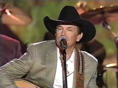 oh my goodness, this man makes my heart skip a few beats!  George Strait - Medley of Hits (LIVE)